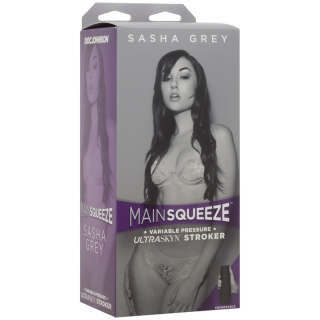 Main Squeeze - Sasha Grey