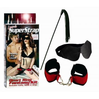 Lover's Super Strap – Heart Fantasy Kit