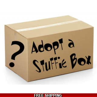 The Adopt a Stuffie Box