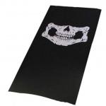 Skull Half Face Ghost Mask Scarf