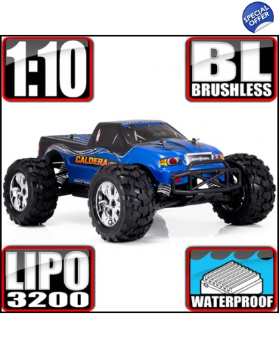 Caldera 10E Truck 1/10 Scale Brushless Electric