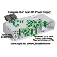 C Style Apple iMac G5 Power Suppl..