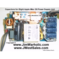 S Style iSight G5 Apple PSU Capac..