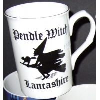 Pendle Witch Mug