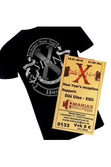 EVENT-SHIRT + TICKET: 1..