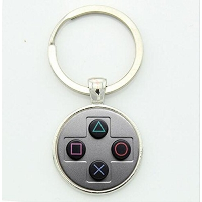 PS4, Game Controller Keychain, Playstation Controller, Video Game