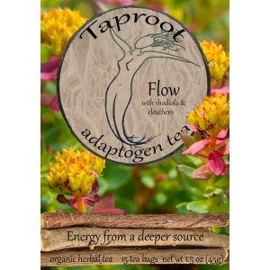 Flow tea bag