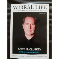 Wirral Life Magazine Posted to UK