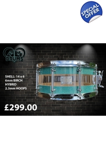 AD Drums Wood / Acrylic Hybr..