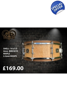 AD Drums Birdseye Maple..