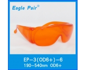 Eagle Pair® 190-540nm OD6 Slip Over Laser Safety..