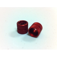 Extended Length Focusing Ring - Red Anodized