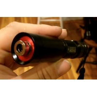 Survival Laser RH 635nm Laser w/Accessories & Rechargeable Batteries