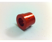 Red Anodized Aluminum H..