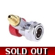 R134a RED HIGH SIDE COUPLER with a..