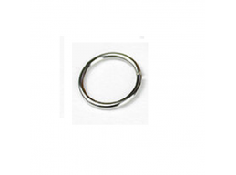 Surgical Steel Seamless Nose or Ear Hoop