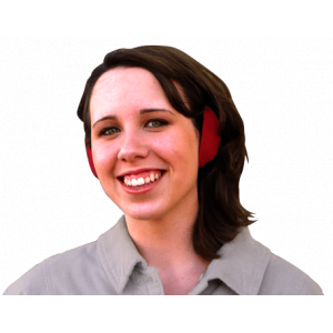 Bandless Ear Muffs EarPops -..