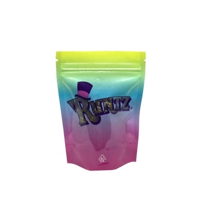 Runtz Bags - Custom RUNTZ Packaging 100 PCS