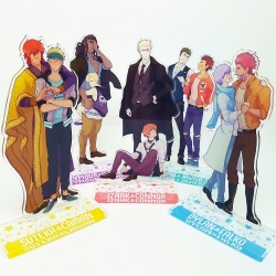 Standees Purpurea Noxa
