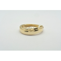 9ct twist ring