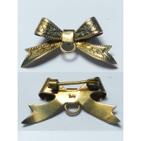 Antique Bow Brooch