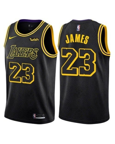 on sale 74147 2e040 Lebron James Vintage Laker Jersey Original - LARGE