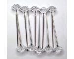Diamond Hair pins