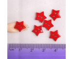 Large Dark Red Stars