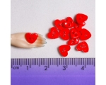 Medium Red Hearts