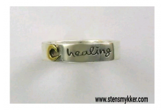 Anheng og ring for healing
