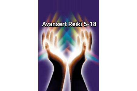 Reiki Advanced level 5-18 in English