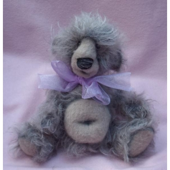Meet Gus A Handmade One Of A Kind Mohair Bear From Billington Bears