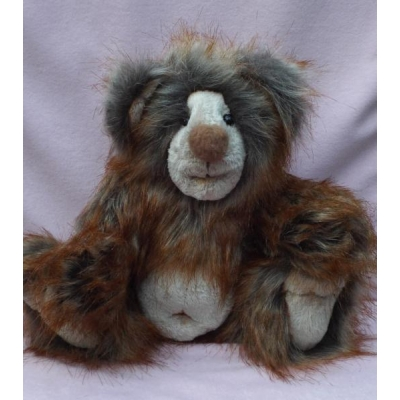 Meet Humsley A Handmade One Of A Kind Artist Bear From Billington Bears