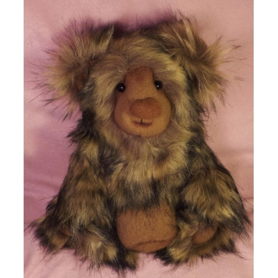Meet Squash A Handmade One Of A Kind Artist Bear From Billington Bears
