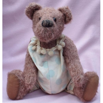 Meet Sydney A Handmade One Of A Kind Mohair Bear From Billington Bears