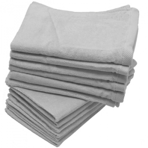 By The Dozen Blanks Bulk Fingertip Towels