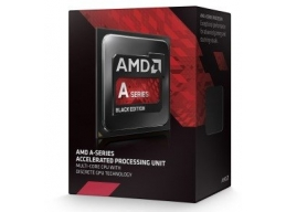 AMD A10 7850K Black Edition 3.7GHz Socket FM2+ APU Retail Processor