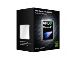 AMD Phenom II X2 555 Dual Core 3.2GHz Processor Boxed Black Edition