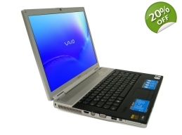 Sony Vaio Intel Core2 2Ghz 2GB 250GB DVD Webcam ..