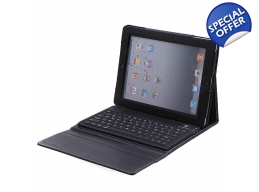 Wireless Bluetooth Keyboard Leather Case Cover S..