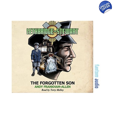 The Forgotten Son Audio CD & The Schizoid Earth paperback*