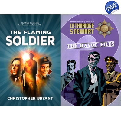 Buy The Flaming Soldier and The HAVOC Files 3 for £17!