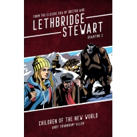 Lethbridge-Stewart: Downtime – Children of the N..