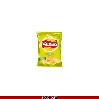 Walkers - Pickled Onion