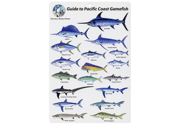 Guide to Pacific Coast Gamefish