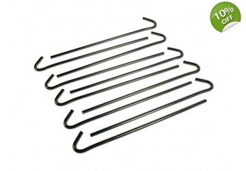 Tent Peg 10 Pack