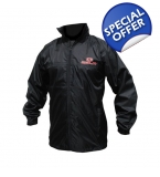 Kids Waterproof PU Jacket
