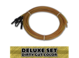 Superior Bassworks Deluxe Upright Double Bass Strings Dirty Gut