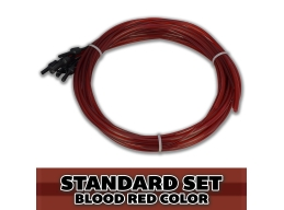 Superior Bassworks Standard Upright Double Bass Strings Blood Red