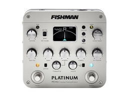 Fishman Platinum Pro EQ/DI Analog Preamp
